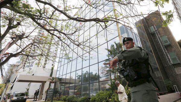 Sede de la empresa panameña Mossack Fonseca - Sputnik Mundo
