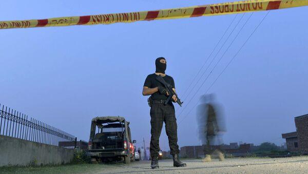 Policía paquistaní (archivo) - Sputnik Mundo