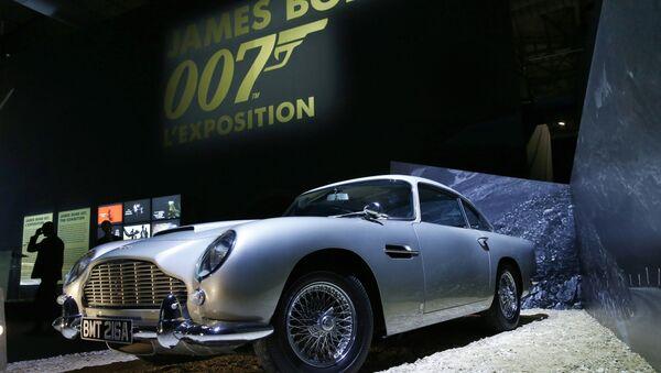 El estilo de James Bond - Sputnik Mundo