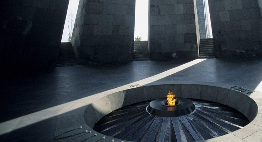 Monumento del Genocidio Armenio