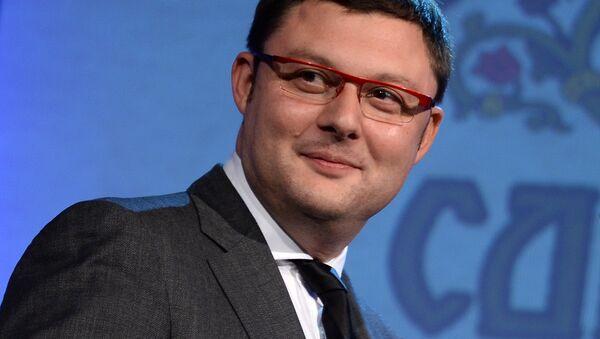 Vasili Tsereteli, artista ruso - Sputnik Mundo