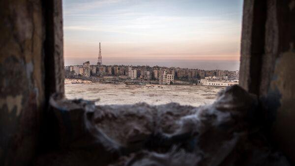 La provincia siria de Alepo - Sputnik Mundo