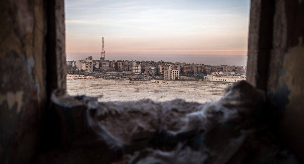 La provincia siria de Alepo