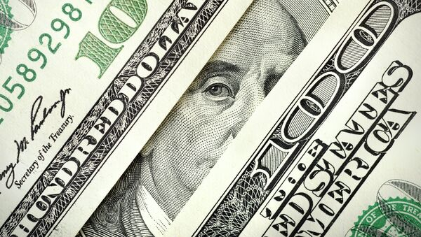 Американский доллар - Sputnik Mundo
