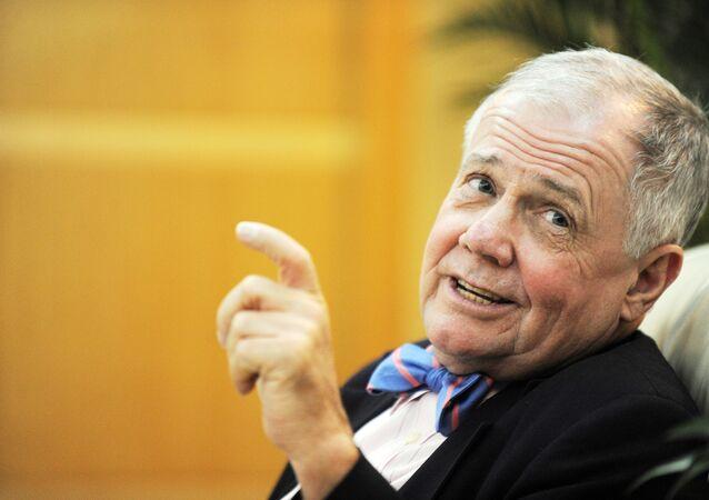El guru de la inversión nortemericana, Jim Rogers