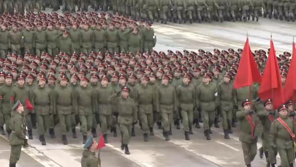 Rusia se prepara para el desfile del Día de la Victoria - Sputnik Mundo