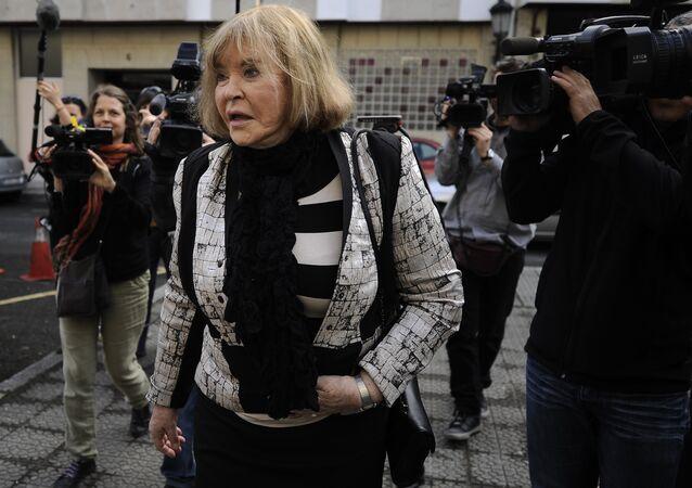 María Servini de Cubría, jueza argentina