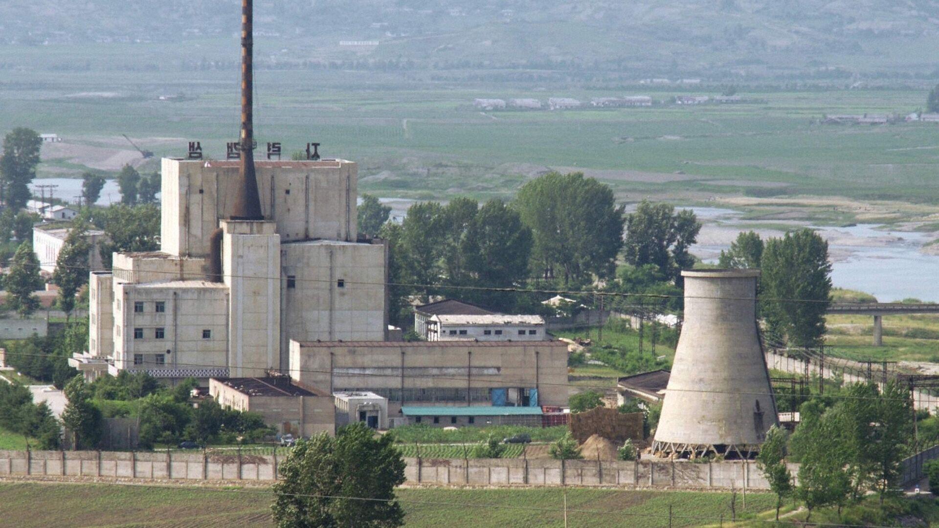 Centro nuclear de Yongbyon en Corea del Norte - Sputnik Mundo, 1920, 30.08.2021