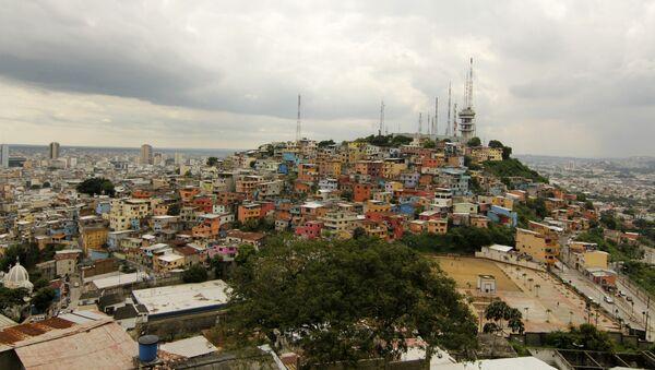 Guayaquil - Sputnik Mundo