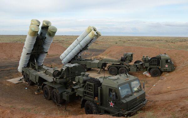 Sistema de misiles S-400 Triumf - Sputnik Mundo