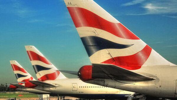 London Heathrow airport - Sputnik Mundo