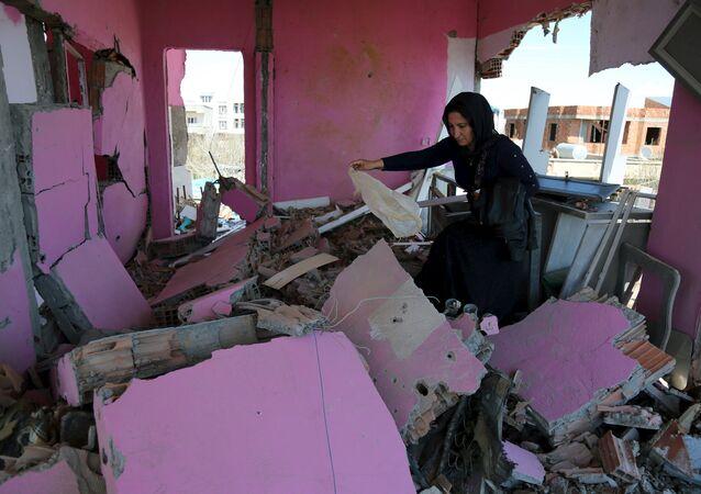 Las consecuencias de los enfrentamientos entre las fuerzas de seguridad turcas y los militantes kurdos