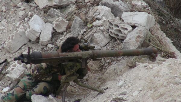 Observadores rusos reportan siete violaciones de la tregua en Siria en 24 horas - Sputnik Mundo