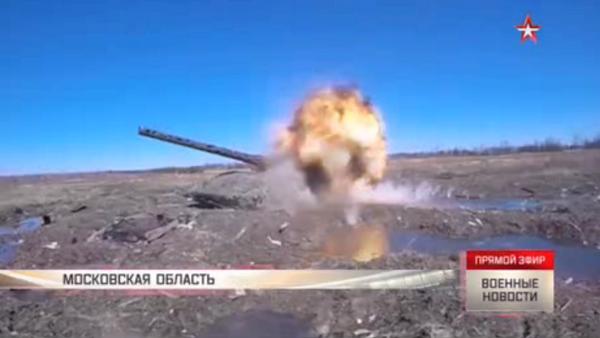 Duelo militar: Tanques contra lanzagranadas - Sputnik Mundo