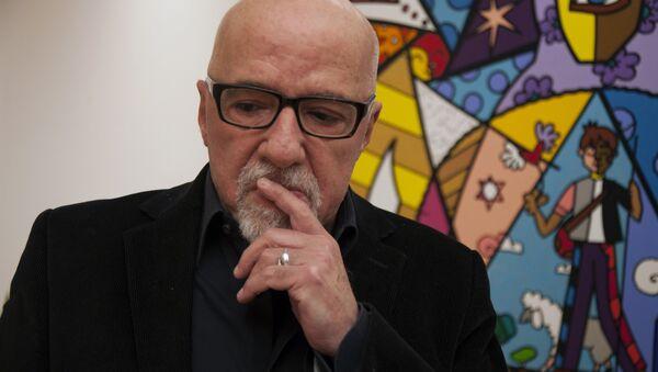 Paulo Coelho, escritor brasileño conocido mundialmente - Sputnik Mundo
