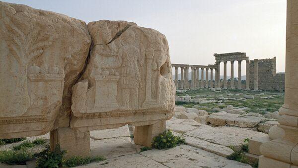 Ruinas de Palmira - Sputnik Mundo