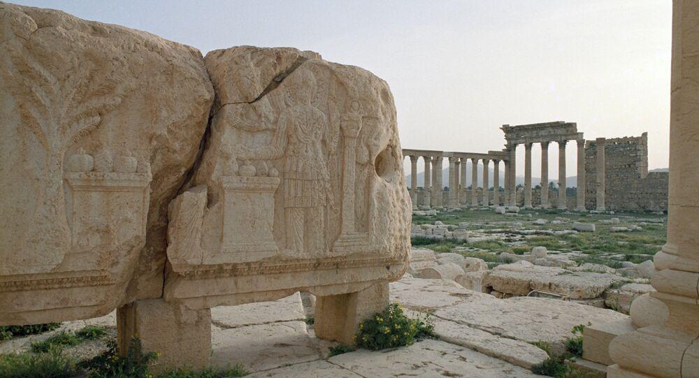 Ruinas de Palmira