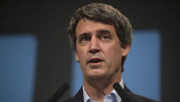 Alfonso Prat-Gay, ministro de Hacienda y Finanzas Públicas - Sputnik Mundo