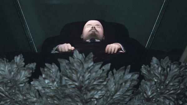 La momia de Vladímir Lenin - Sputnik Mundo