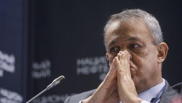 Eulogio del Pino, el ministro de Petróleo de Venezuela - Sputnik Mundo