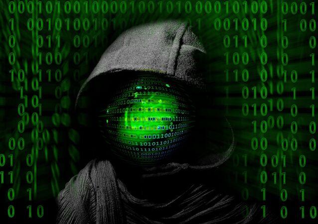 Un hacker  (imágen referencial)