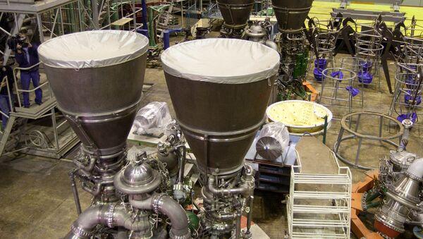 Propulsor ruso RD-180 - Sputnik Mundo