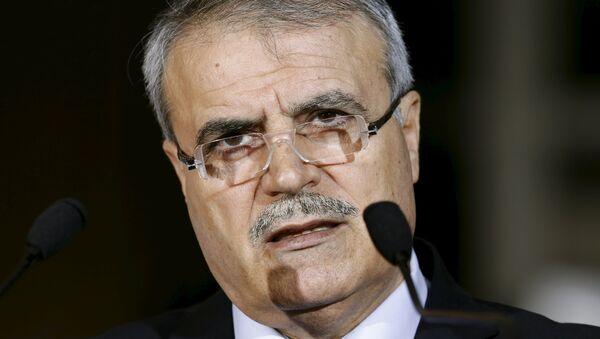 Asad al Zoubi, jefe de la delegación del ACN en las consultas en Ginebra - Sputnik Mundo