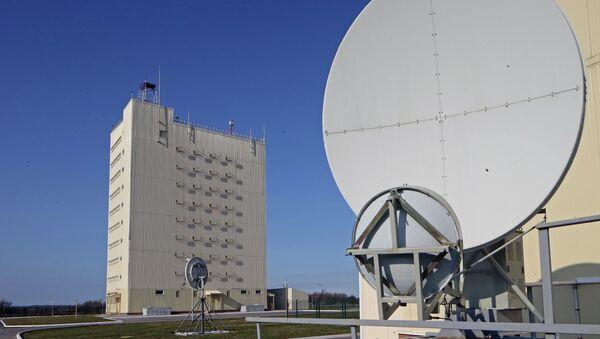 A Voronezh-series radar in the Kaliningrad region. - Sputnik Mundo