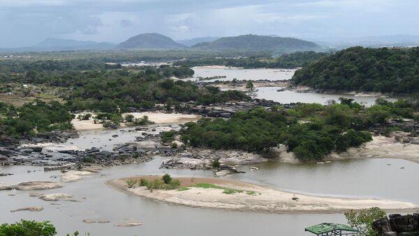 El río Orinoco, Venezuela (archivo) - Sputnik Mundo