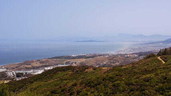 Ceuta, España, frontera con Marruecos - Sputnik Mundo