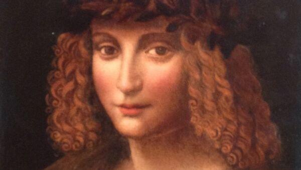 Descubren Al Amante De Leonardo Da Vinci En La Gioconda 24 04 2016 Sputnik Mundo