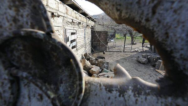 La situación en Nagorno Karabaj - Sputnik Mundo