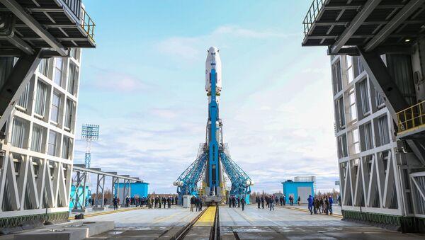El Cosmódromo Vostochni, Rusia (archivo) - Sputnik Mundo
