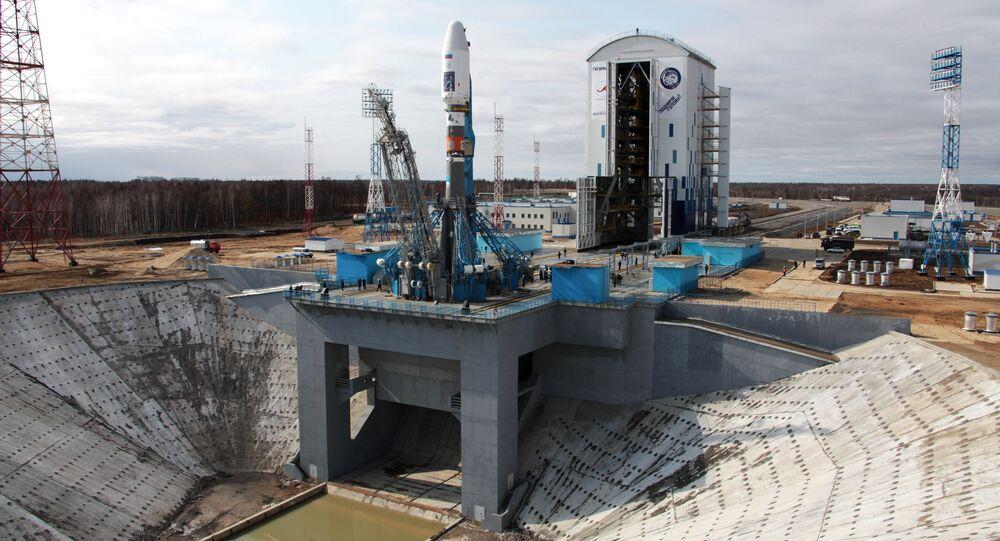El cosmódromo Vostochni (archivo)