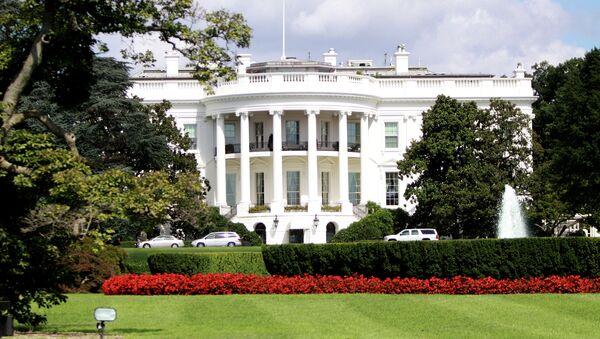 The White House in Washington, D.C. - Sputnik Mundo