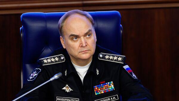 Anatoli Antónov (archivo) - Sputnik Mundo