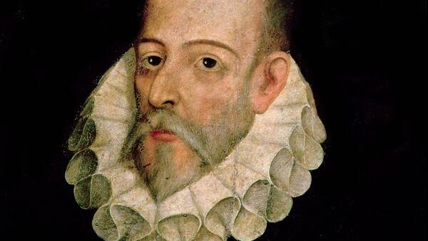 Miguel de Cervantes Saavedra - Sputnik Mundo