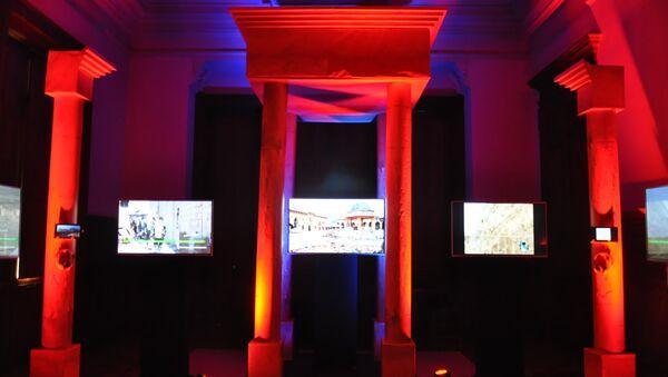 Muestra 'Palmira en Villa Ocampo', inaugurada en la provincia de Buenos Aires y organizada por la Unesco - Sputnik Mundo