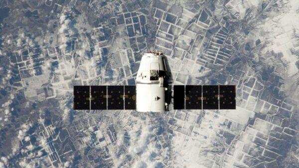 Carguero espacial Dragon - Sputnik Mundo
