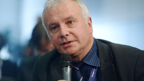 Alexander Rahr, miembro del Consejo de Política Exterior de Alemania - Sputnik Mundo