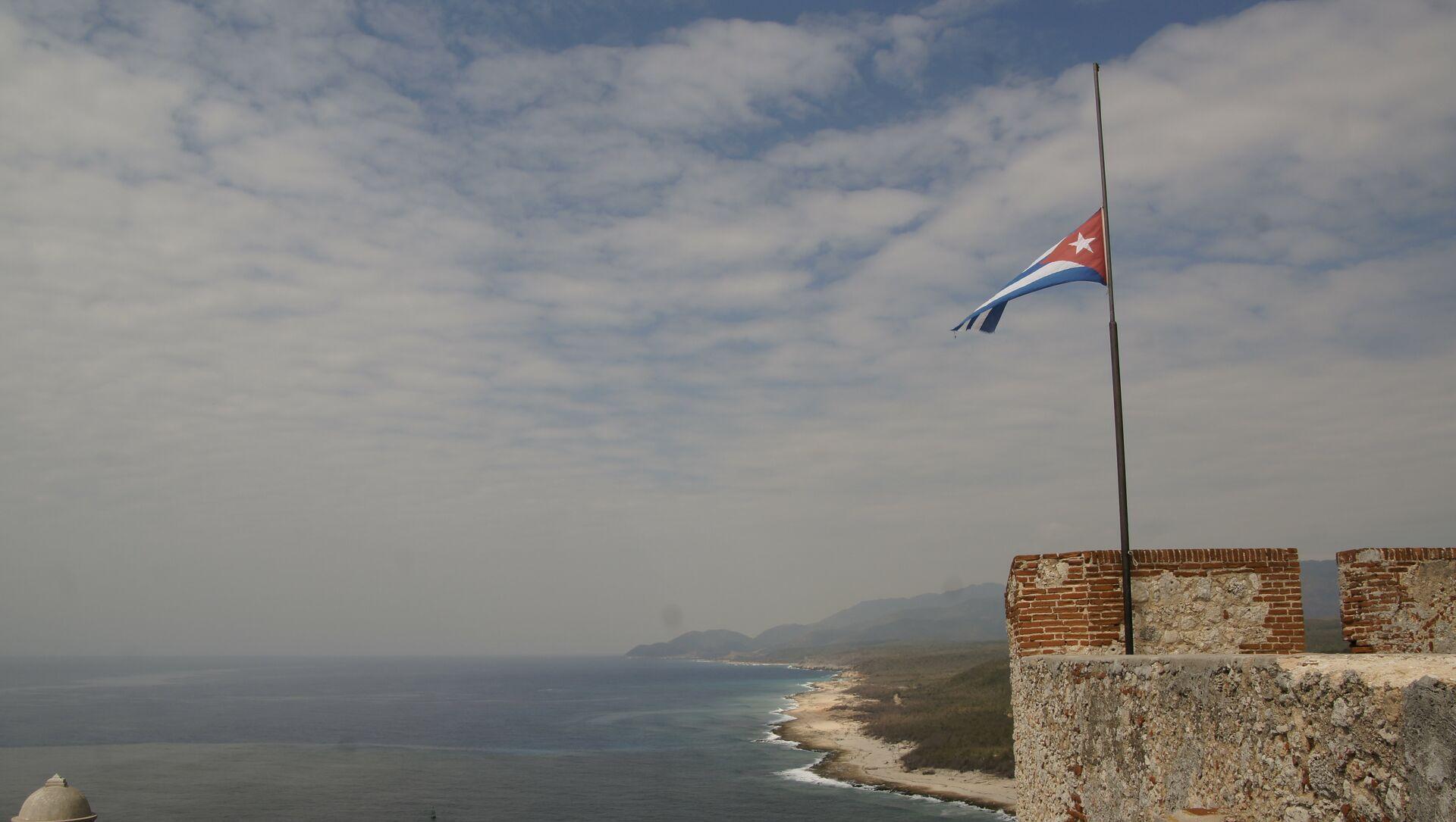 La bandera de Cuba - Sputnik Mundo, 1920, 09.05.2018