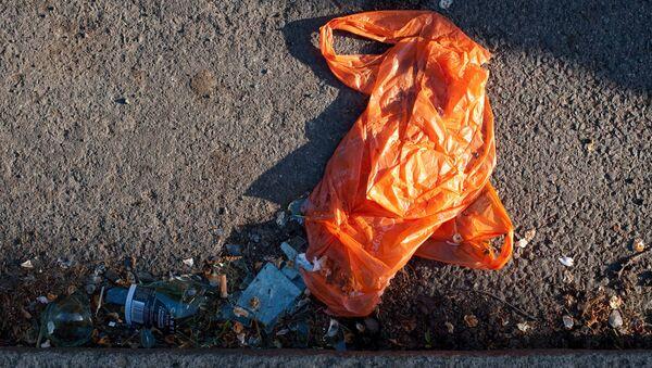 Bolsa plástica - Sputnik Mundo
