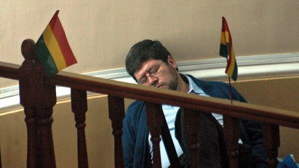 Samuel Doria Medina, líder de la opositora Unidad Nacional de Bolivia - Sputnik Mundo