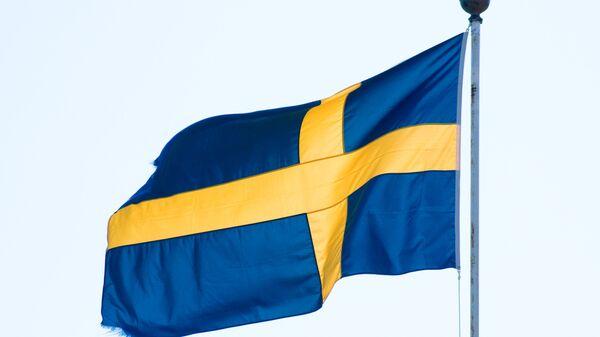 Bandera de Suecia - Sputnik Mundo