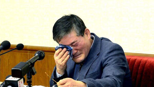 Kim Dong-chul - Sputnik Mundo