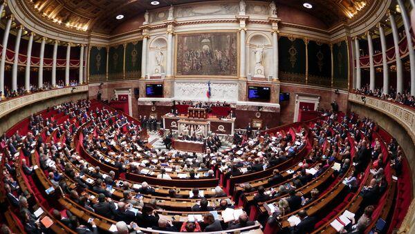 Asamblea Nacional de Francia - Sputnik Mundo