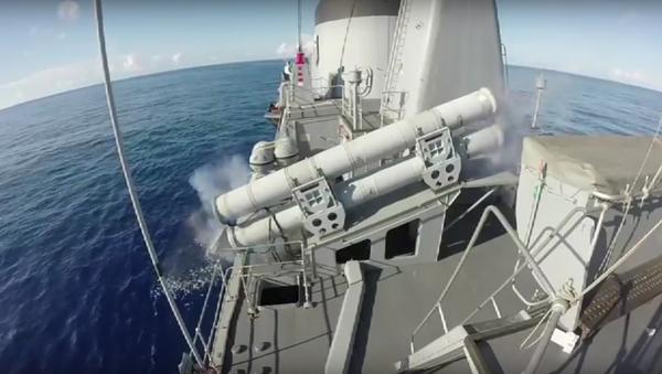 Operación Missilex 2016 - Sputnik Mundo