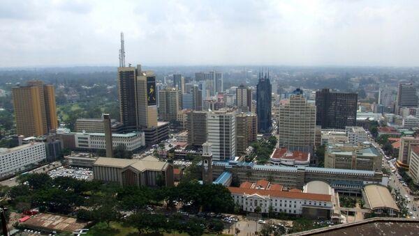 Nairobi, Kenia - Sputnik Mundo