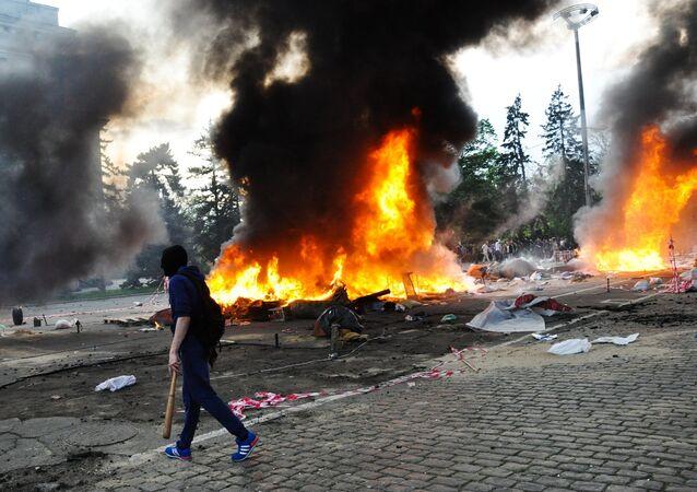 Disturbios en Odesa (archivo)