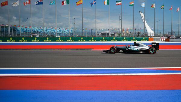 Fórmula 1 en Sochi - Sputnik Mundo